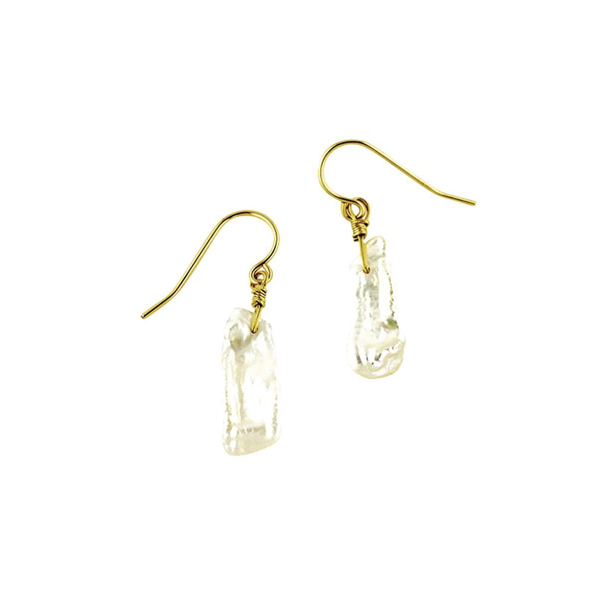 Keishe Pearl Earrings