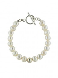 Pacifica Pearl Bracelet Toggle