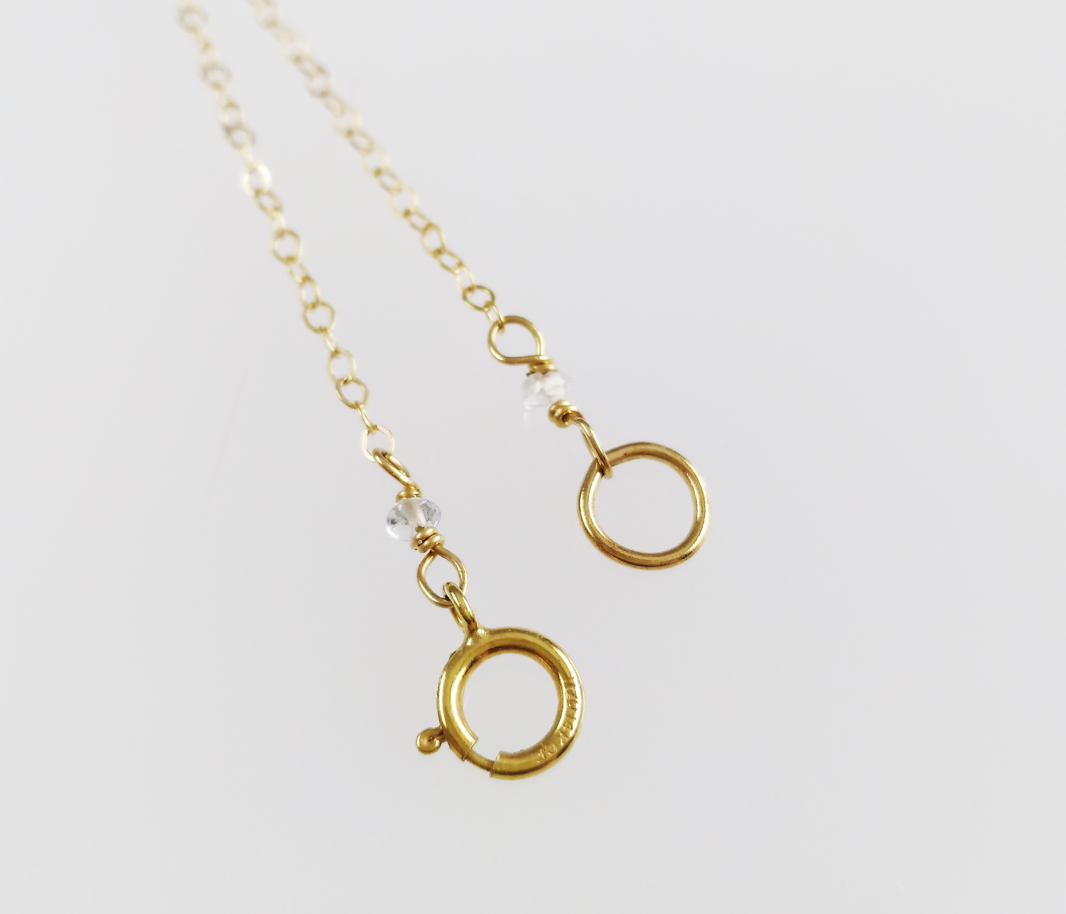 matte mattepolished disc products anne gold hammered polished sportun necklace