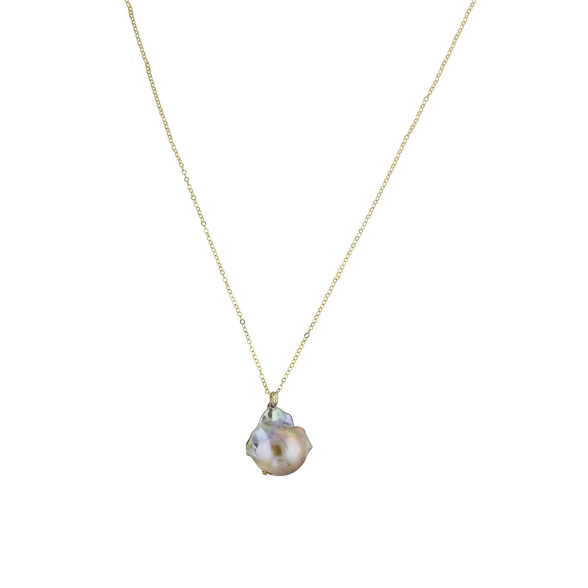 Pacifica Barouque Pearl Pendant