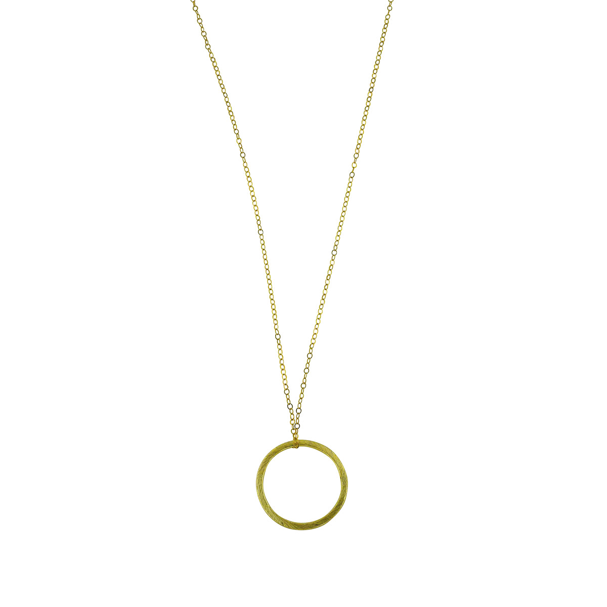 Circle Of Life Pendant Hammered circle pendant necklace susan ankersen jewelry circle of life pendant necklace audiocablefo