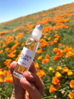 Golden Poppy Niche Perfume Artisan Fragrance
