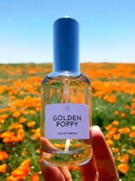 Golden Poppy Fun Fresh Feminine Fragrance